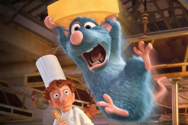 Ratatouille พ่อครัวตัวจี๊ดหัวใจคับโลก เมื่อหนูท่อมีความฝันอยากเป็นเชฟ อนิเมะไทย ฉากนี้โคตรดี ANIMEไทย Ratatouille