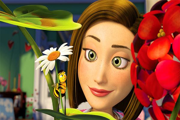 Bee Movie เรื่องราวของผึ้งที่เต็มไปด้วยข้อคิด อนิเมะไทย ฉากนี้โคตรดี ANIMEไทย Netflix Ratatouille