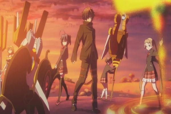 Chuunibyou demo Koi ga Shitai! Ren เรื่องราวรักคอมเมดี้ของเด็กชั้นมัธยมต้น อนิเมะไทย ฉากนี้โคตรดี ANIMEไทย ChuunibyoudemoKoigaShitai!Ren