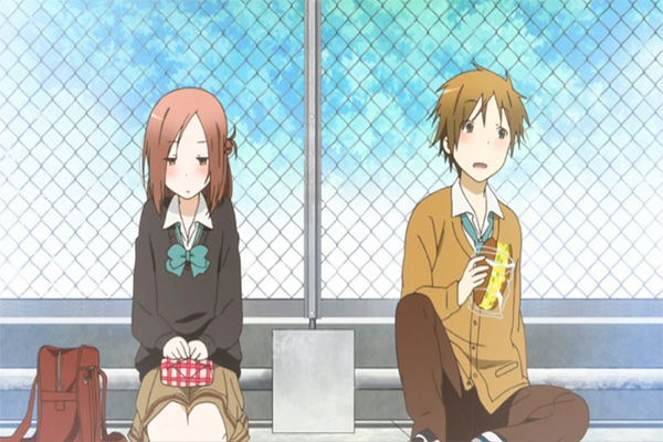 """รีวิวอนิเมะเรื่อง """"Isshuukan Friends เธอกับฉัน เพื่อนกันหนึ่งสัปดาห์"""" อนิเมะไทย ฉากนี้โคตรดี ANIMEไทย IsshuukanFriends"""