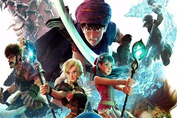 Dragon Quest Your Story อนิเมชั่นจากเกมชื่อดังที่ทำออกมาได้อย่างดี อนิเมะไทย ฉากนี้โคตรดี ANIMEไทย Netflix DragonQuestYourStory