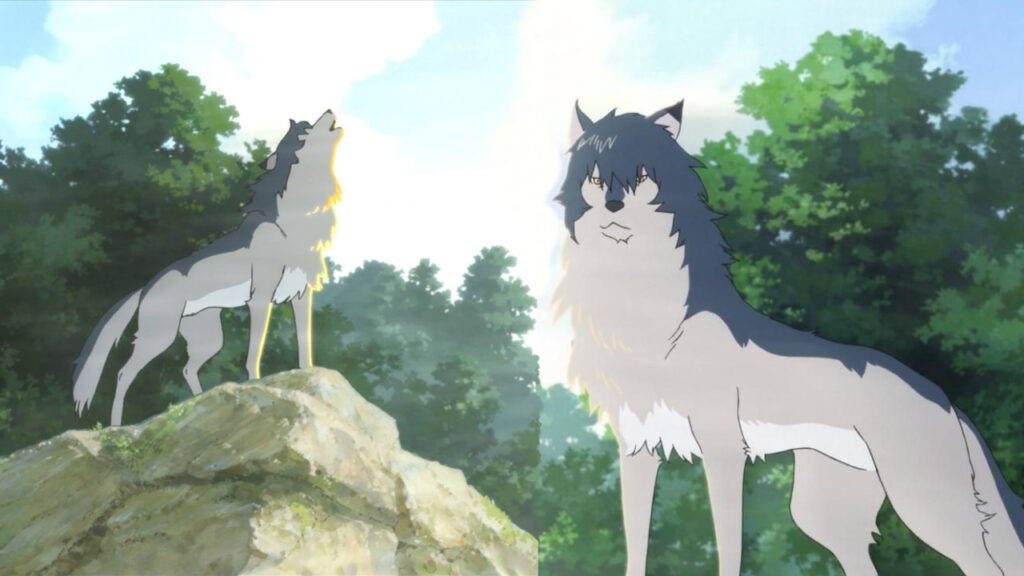 """รีวิว """"Wolf Children คู่จี๊ดชีวิตมหัศจรรย์"""" อนิเมะแฟนตาซีแนวครอบครัว อนิเมะไทย ฉากนี้โคตรดี ANIMEไทย WolfChildren"""