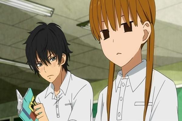 Tonari no Kaibutsu-kun อนิเมชั่นรักใส ๆ ในวัยเรียน อนิเมะไทย ฉากนี้โคตรดี ANIMEไทย TonarinoKaibutsu-kun