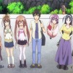 Rokujouma no Shinryakusha!? การรวมตัวกันของกลุ่มคนแปลกจนกลายเป็นฮาเร็ม