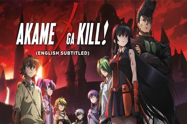 Akame ga Kill! อนิเมชั่นแนวสวยประหาร อนิเมะไทย ฉากนี้โคตรดี ANIMEไทย AkamegaKill!