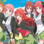 Go-Toubun no Hanayome เจ้าสาวผมเป็นแฝดห้า ฮาเร็มใส ๆ เบาสมอง