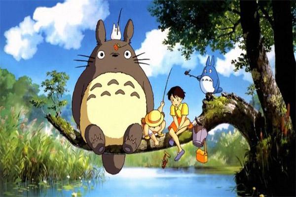 """รีวิวอนิเมะ """"Totoro โทโทโร่เพื่อนรัก"""" อนิเมะไทย ฉากนี้โคตรดี ANIMEไทย Totoroโทโทโร่เพื่อนรัก"""