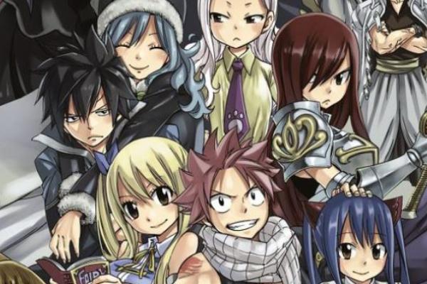จุดเริ่มต้นของ Fairy Tail จากมังงะสู่อนิเมะบนจอภาพยนตร์ อนิเมะไทย ฉากนี้โคตรดี ANIMEไทย FairyTail