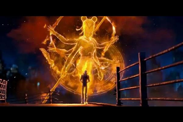 New Gods: Nezha Reborn เป็นภาพยนตร์ซูเปอร์ฮีโร่ใหม่ที่มีสไตล์ที่สุดของ Netflix อนิเมะไทย ฉากนี้โคตรดี ANIMEไทย Netflix NewGods:NezhaReborn