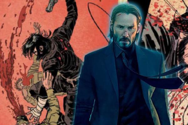 Netflix จะดัดแปลงการ์ตูนเรื่อง BRZRKR: Keanu Reeves Comic Lands Movie, Anime ของ Keanu Reeves ลงบน Netflix อนิเมะไทย ฉากนี้โคตรดี ANIMEไทย Netflix BRZRKR KeanuReeves