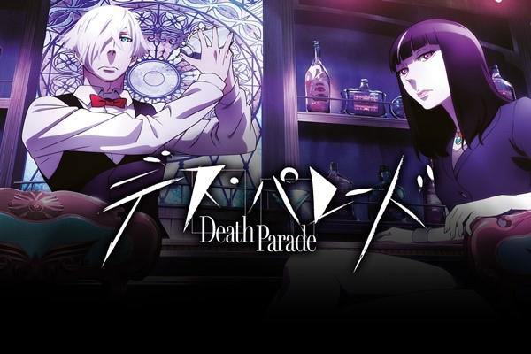 Death Parade อนิเมชั่นแนวตลกร้ายที่เล่าถึงเรื่องราวโลกหลังความตาย อนิเมะไทย ฉากนี้โคตรดี ANIMEไทย DeathParade