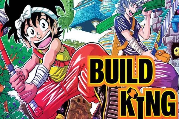 รีวิวมังงะ Build King การต่อสู้กับสถาปัตยกรรม ที่ไม่ธรรมดา อนิเมะไทย ฉากนี้โคตรดี ANIMEไทย BuildKing