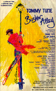 Busker Alley