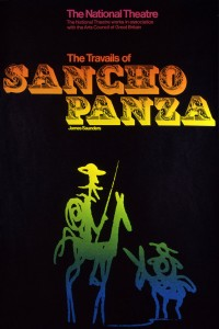 travails of sancho panza the