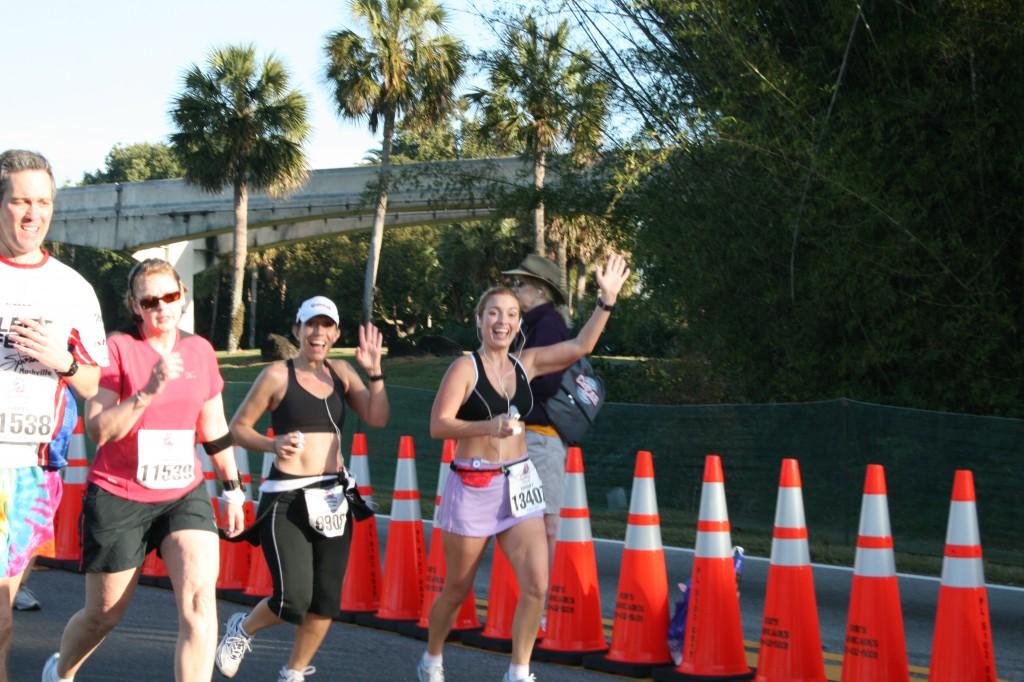 Run DMT Disney Marathon 2009