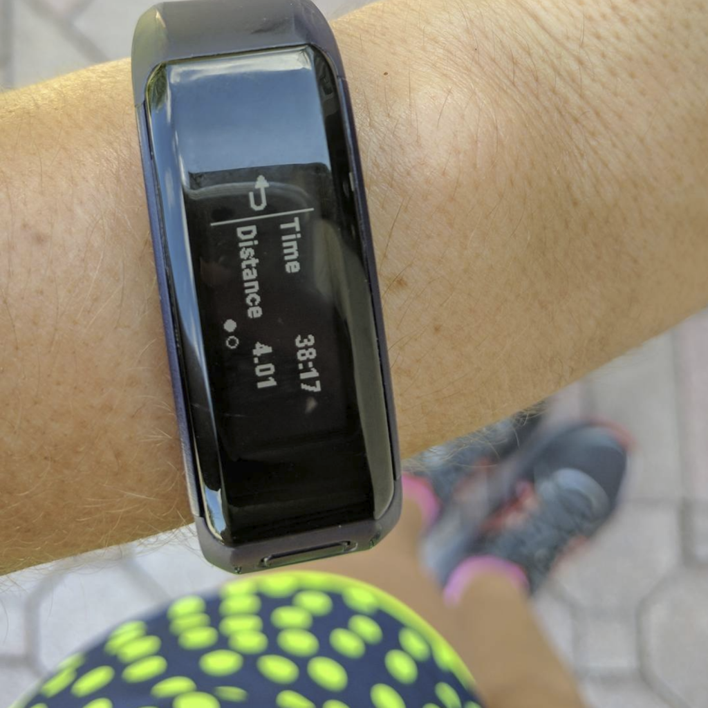 Garmin- VivoFit - Run DMT