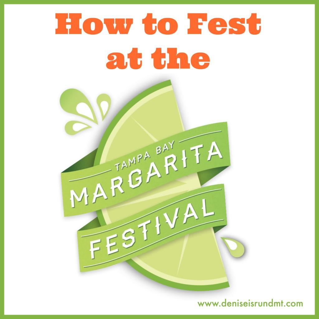 Margarita Festival Tips