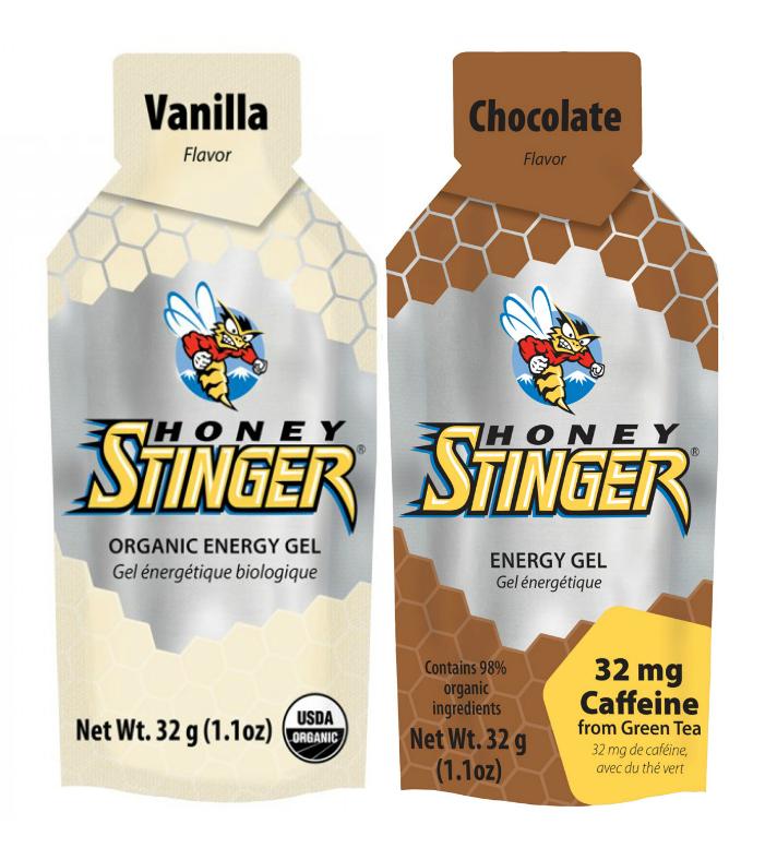 honey stinger gel
