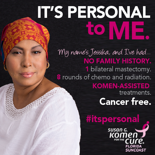 ItsPersonal - Komen - Race for the Cure