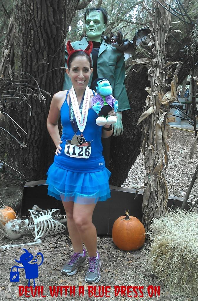 Devil With a Blue Dress - Run DMT