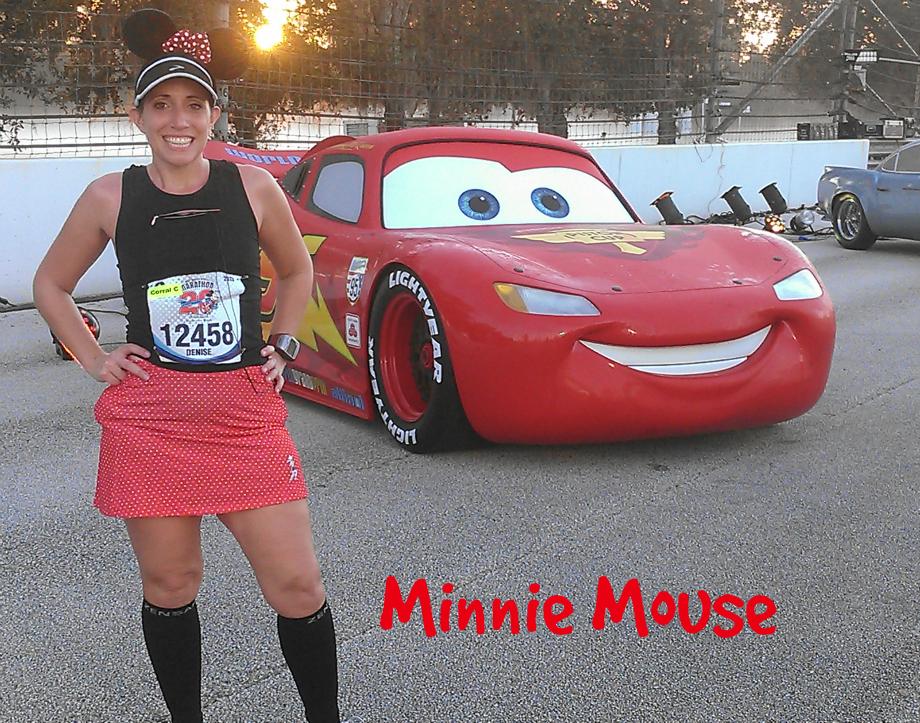 Minnie Mouse - Run DMT