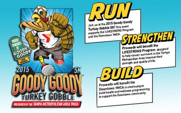 Goody Goody Gobble Turkey 5K