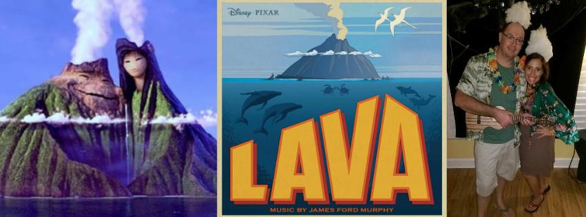 Disney Pixar Lava Costume - Someone To Lava