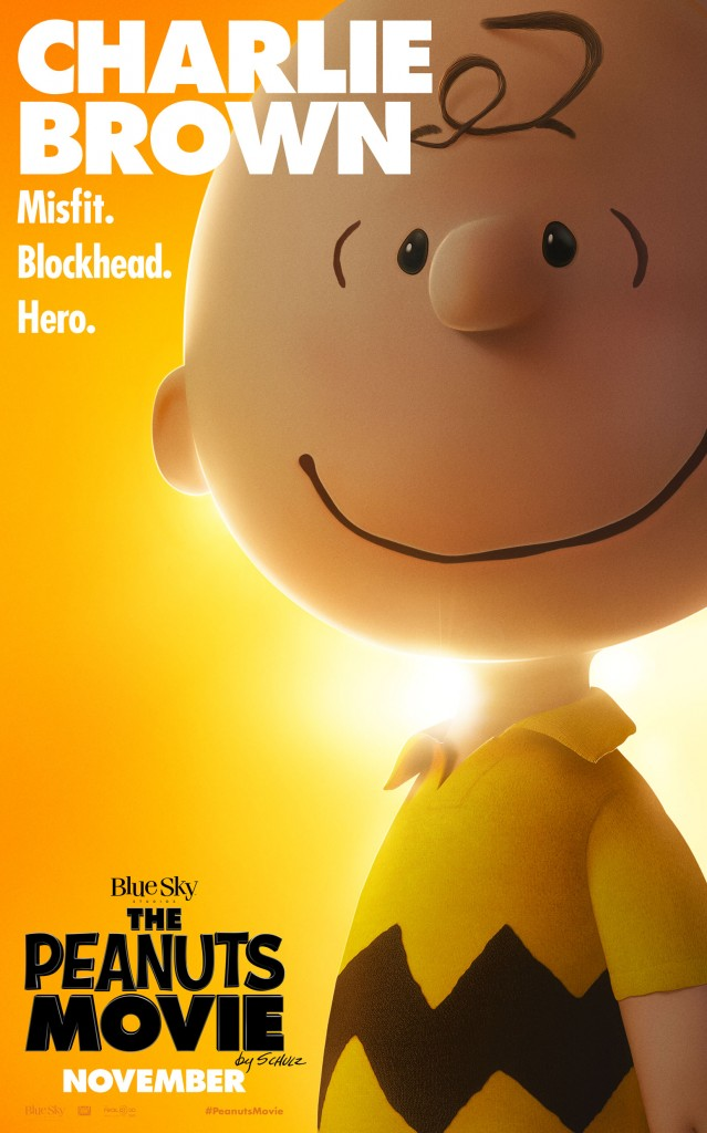charlie-brown - The Peanuts Movie