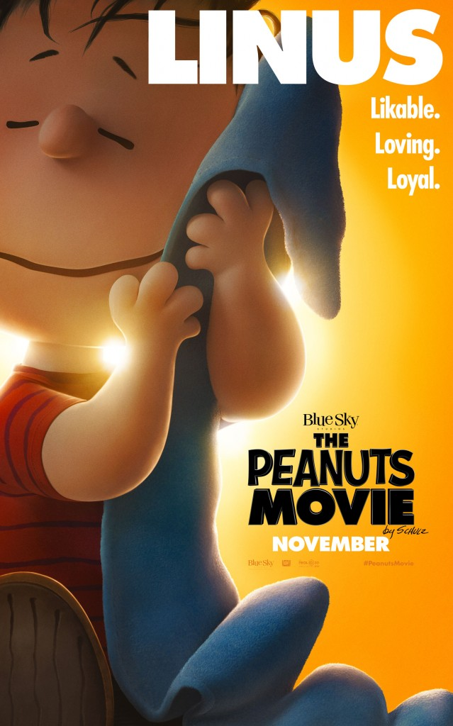 linus - The Peanuts Movie
