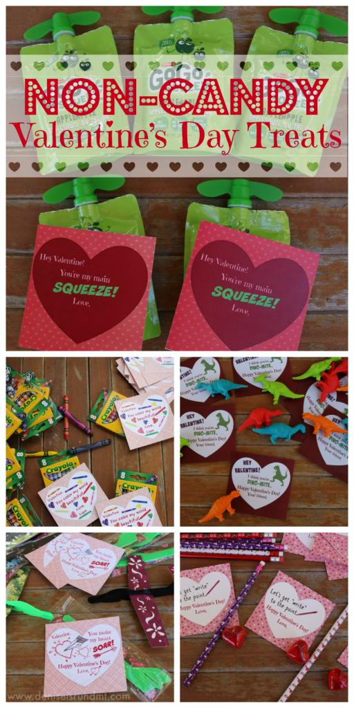 Non-Candy Valentine's Day Treats - Run DMT