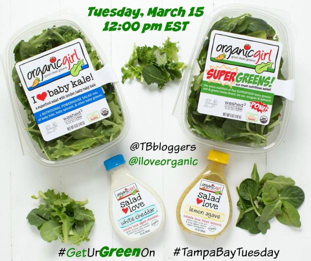 organicgirl_#GetUrGreenOn #TampaBayTuesday