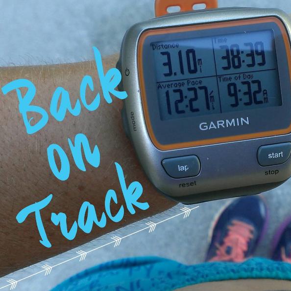 Back on Track-Run DMT