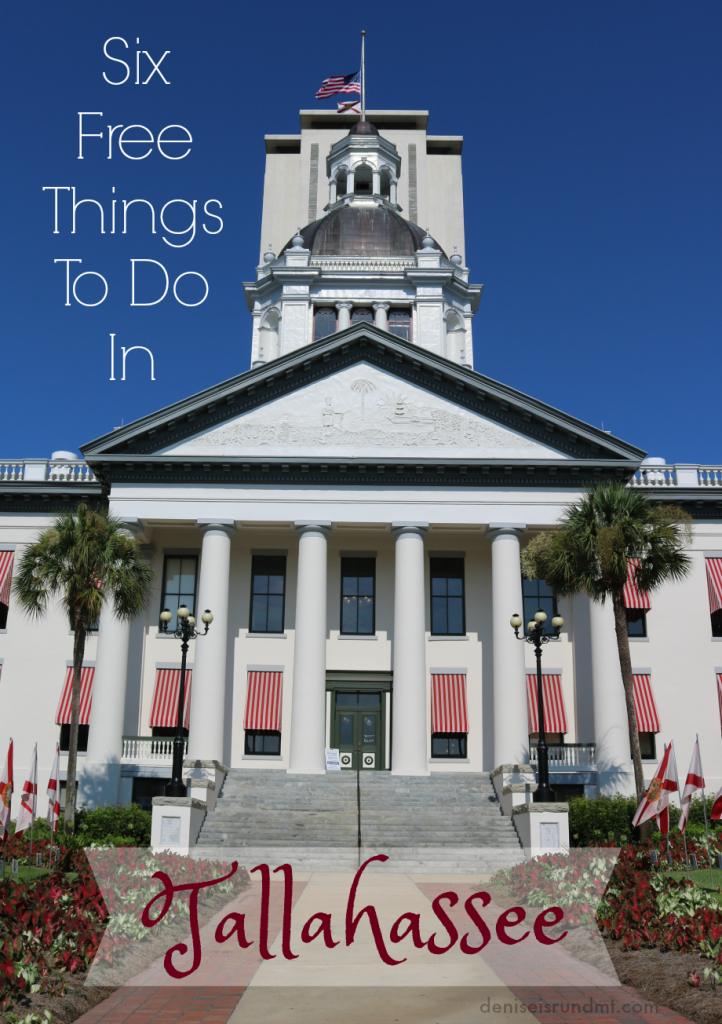 Six Free Things To Do In Tallahassee