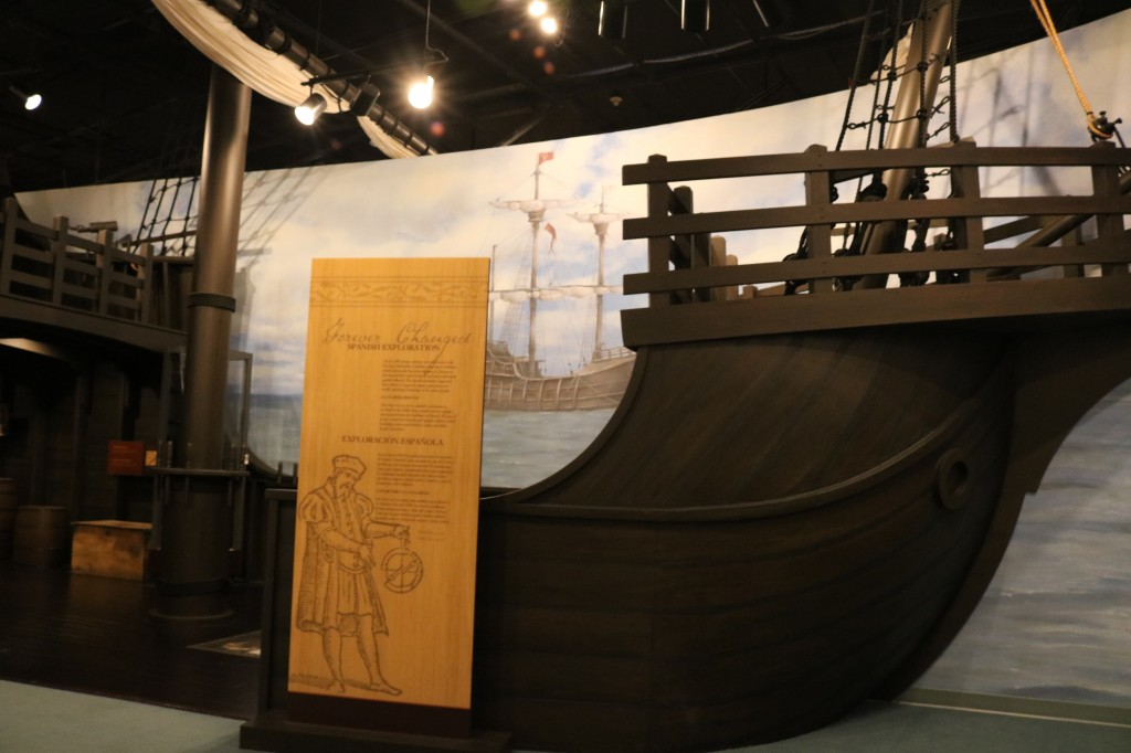 spanish-ship Museum of Florida History