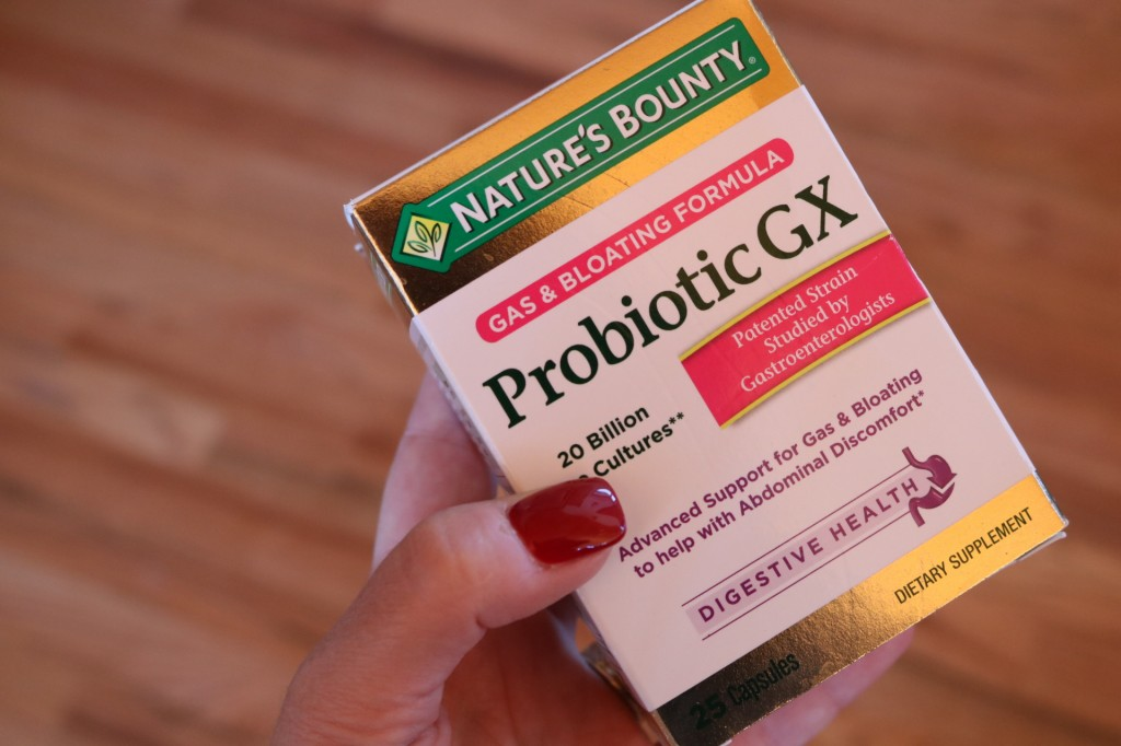 Nature's Bounty Probiotic - Run DMT #ad