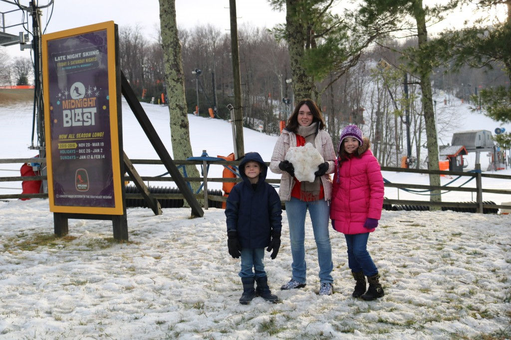 Appalachian Ski Lodge