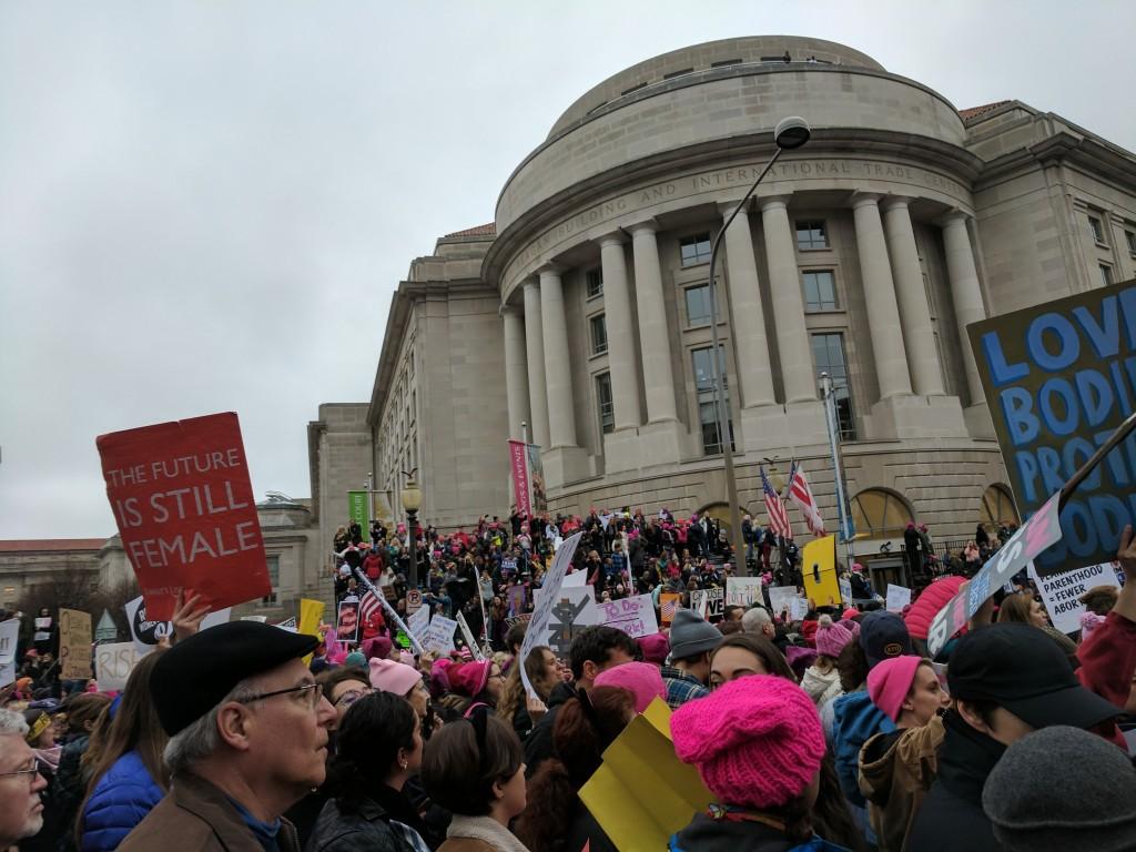 Women's March DC - 23