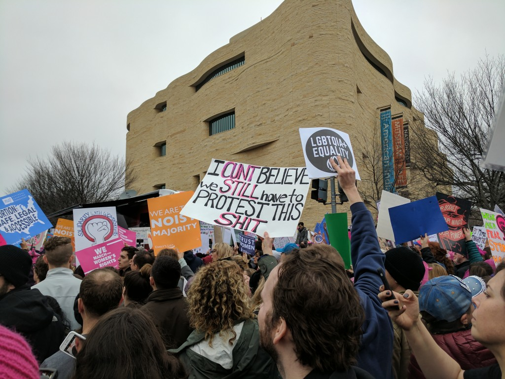 Women's March DC - 9