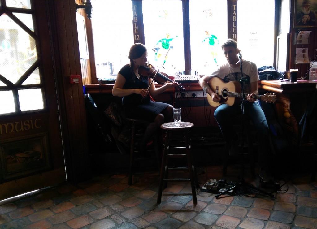 Irish Folk Band - Dublin