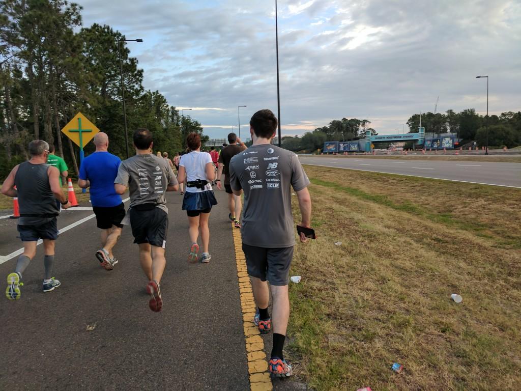 Star Wars Half Marathon - Mile8-9