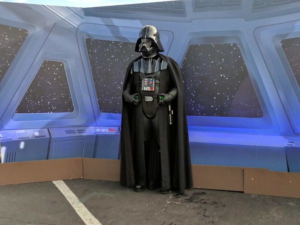 Star wars Half Marathon - Darth Vader
