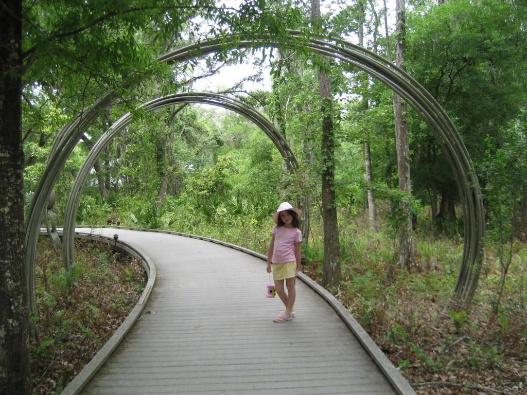 Brooker Creek Preserve Boardwalk