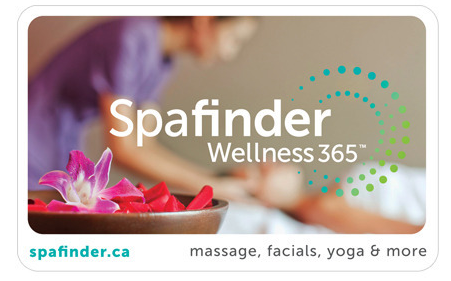 Spafinder Wellness 365 Gift Card