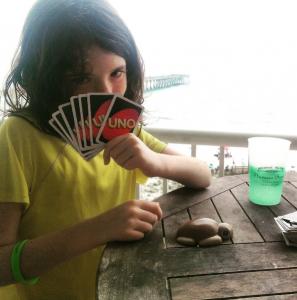 Summer Board Games - Uno