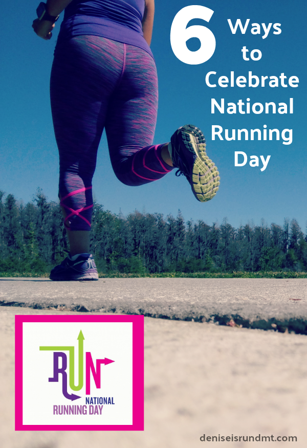 Six Ways to Celebrate National Running Day
