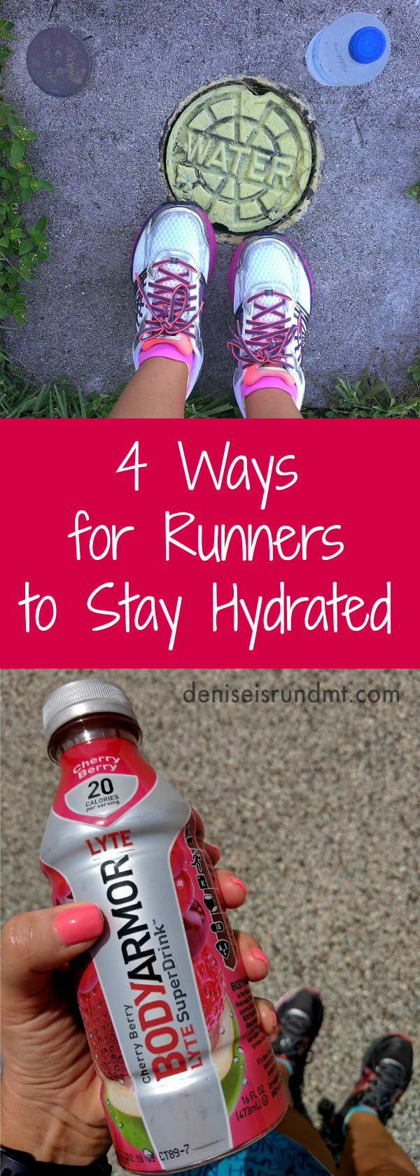 Four Ways for Runners to Stay Hydrated