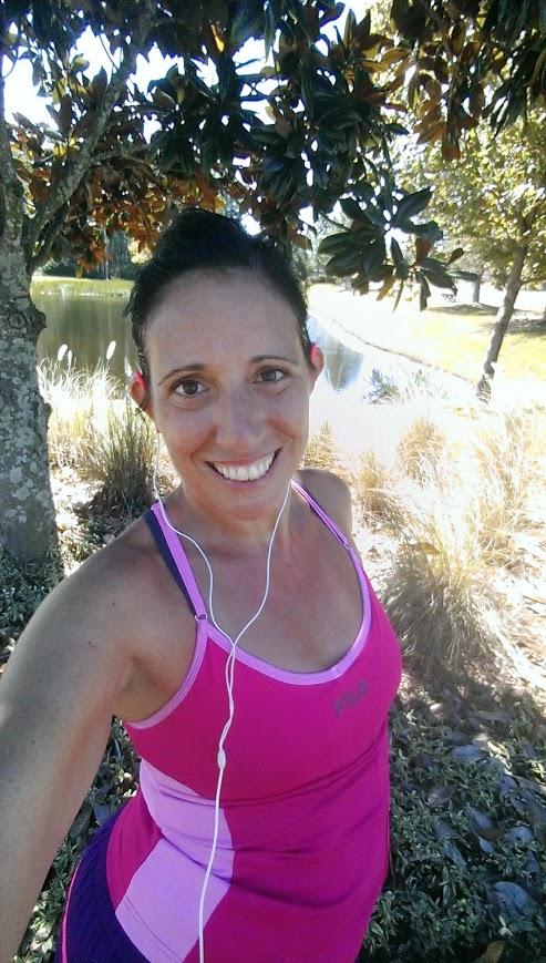 sweaty selfie-Run DMT