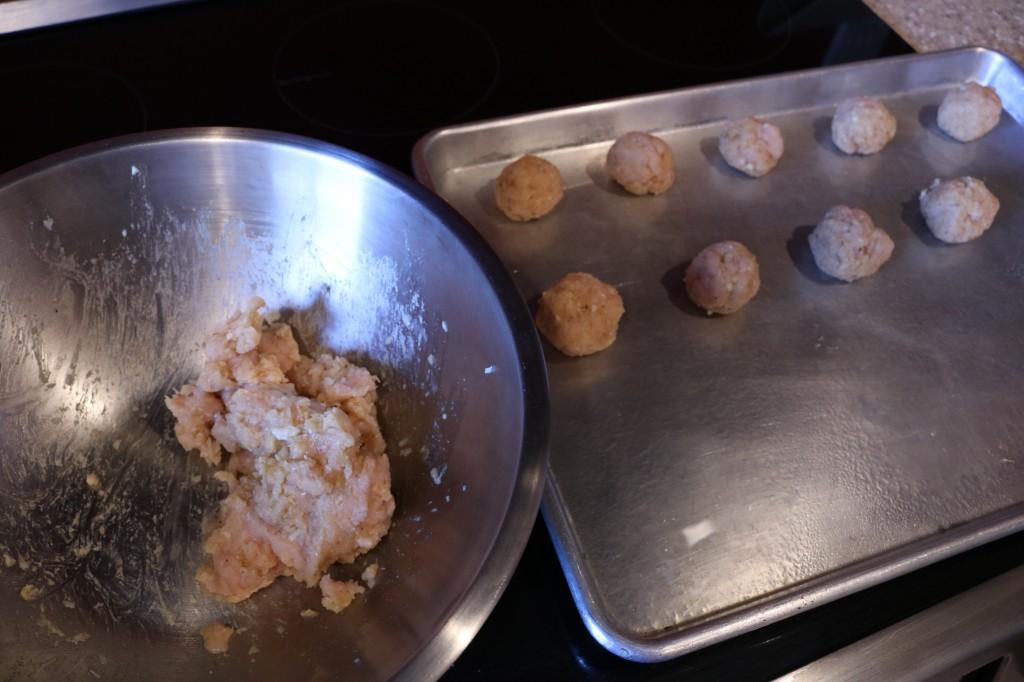 Ground Turkey Meatball mix