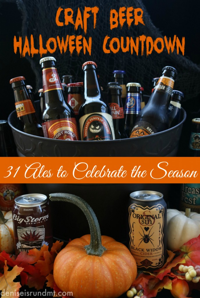 31 Seasonal Ales to celebrate the Halloween season