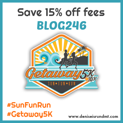 Getaway 5K Coupon Code - Run DMT